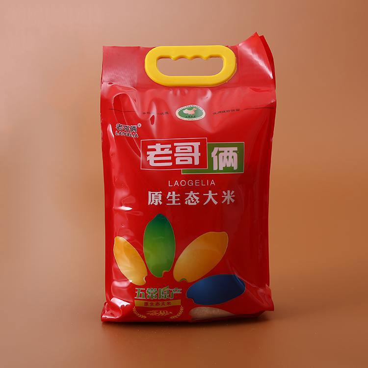 10斤大米袋