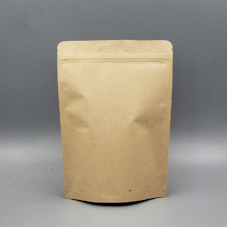 牛皮纸自立袋
