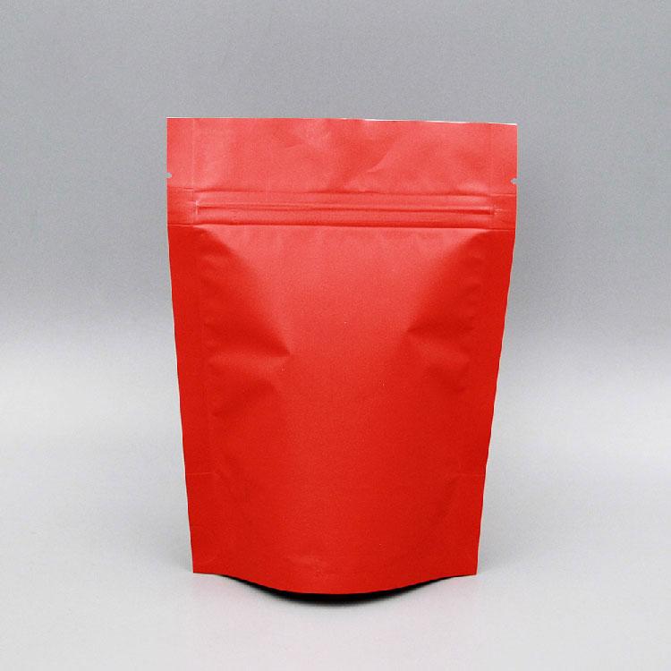 红色铝箔袋